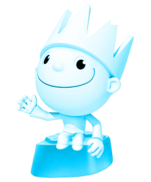 Candyking Mascot